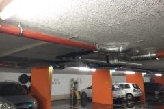 Wasserrohrbruch-Garage-10