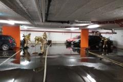Wasserrohrbruch-Garage-2
