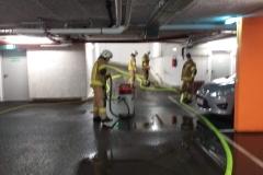 Wasserrohrbruch-Garage-5